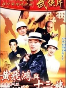 黄飞鸿与十三姨(台湾版)